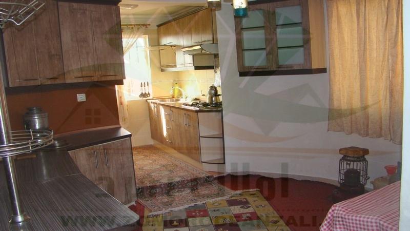 طراحی آشپزخانه ویلای لوکس زیبا کنار