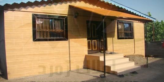 خانه ویلایی مسکونی در زیباکنار