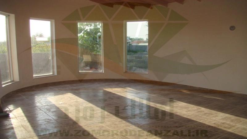 نمای داخلی ویلای خوش ساخت بندر انزلی2