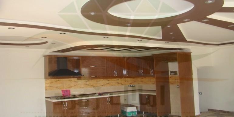 نمای داخلی و آشپزخانه ویلای زیبای منطقه آزاد