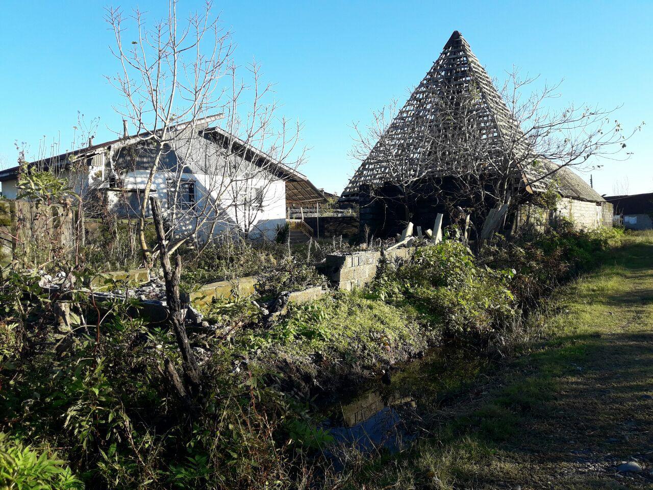 خانه باغ روستایی ۲۰۰۰ متری شمال