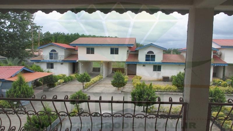 ویوی طبقه دوم ویلای شهرکی نزدیک دریا