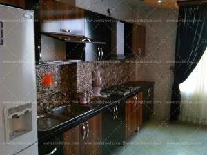 آشپز خانه هایگلس ویلا