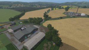 زمین کشاورزی هکتاری شمال