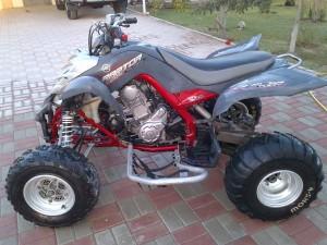موتور 4 چرخ حرفه ای