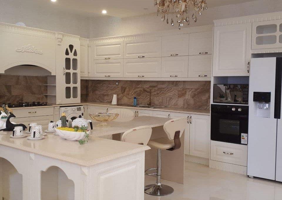آشپزخانه ویلا زیباکنار