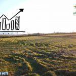زمین هکتاری کشاورزی شمال