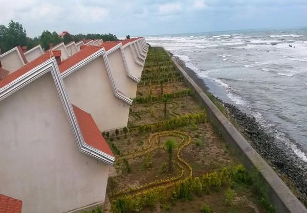 شهرک ساحلی دریا